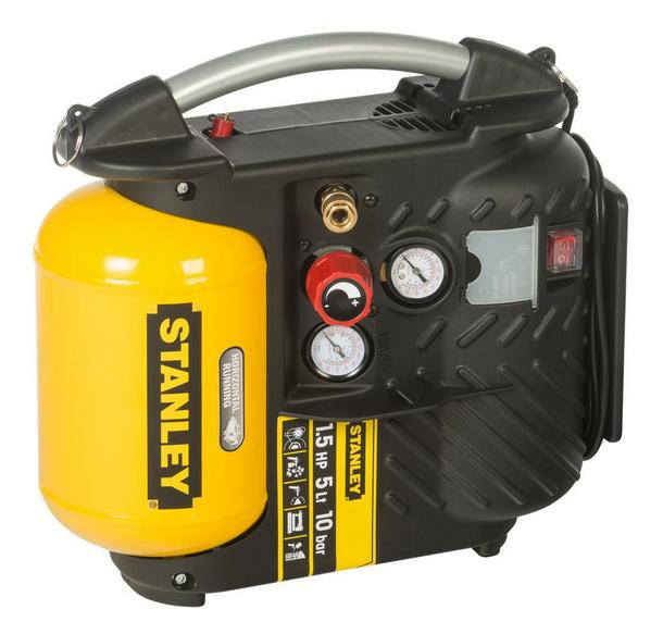 kompresor bezolejowy Stanley AIR BOSS 8215250STP596