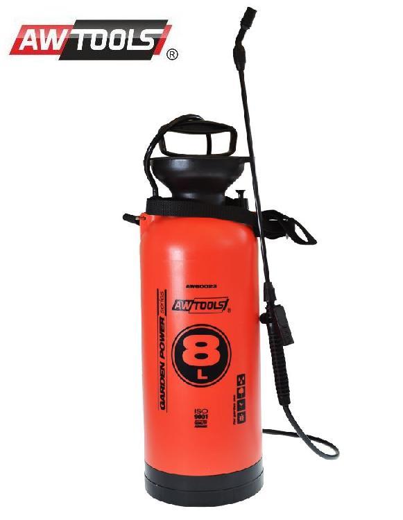 AWTOOLS Opryskiwacz ciśnieniowy 8L GARDEN POWER