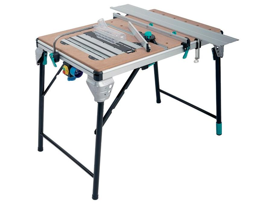 wyposażenie warsztatu stół warsztatowy wolfcraft-mastercut-2000-6900000