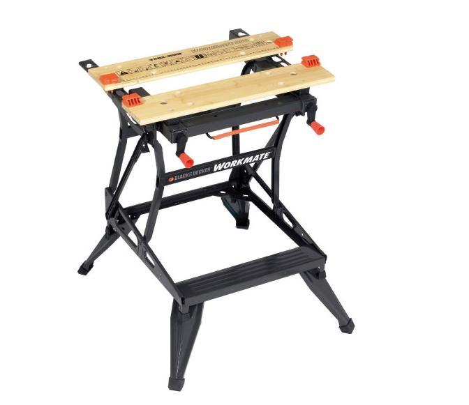 wyposażenie warsztatu-stół warsztatowy narzędziowy black&decker