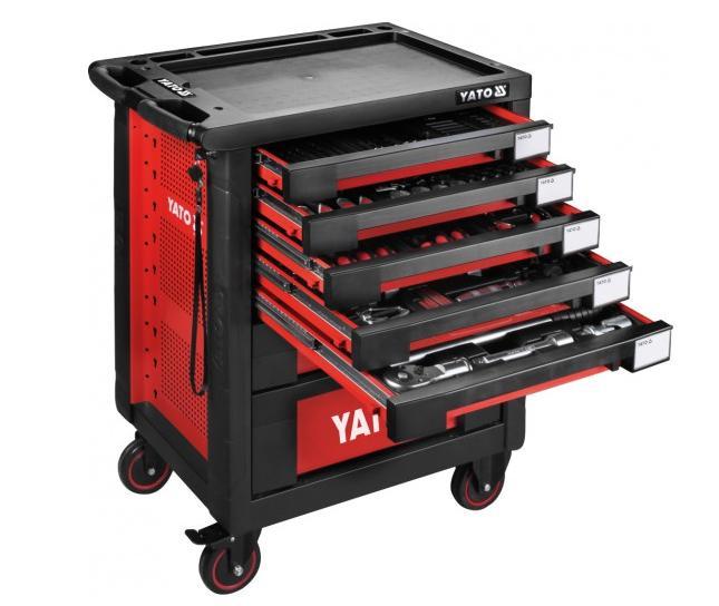 wyposażenie warsztatu yato szafka warsztatowa narzędziowa yt-55293