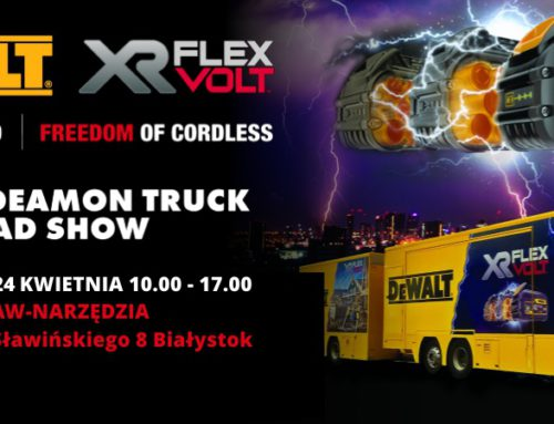 Yellow Deamon Truck Road Show w Białymstoku