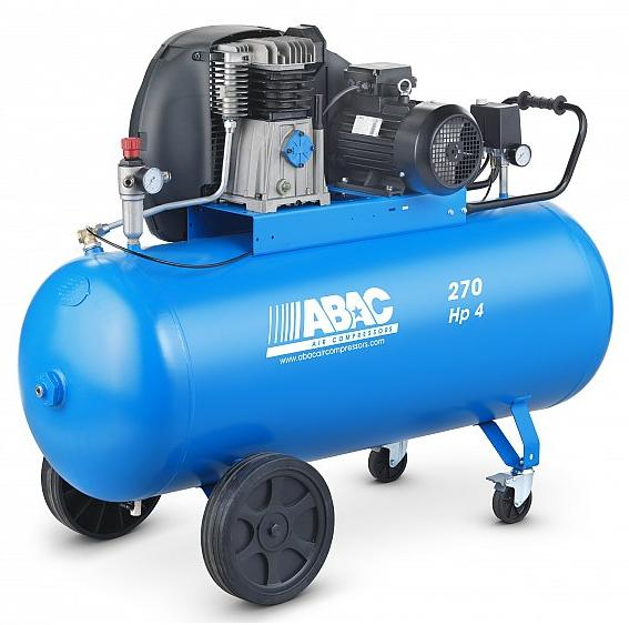 kompresor olejowy ABAC 270L Pro